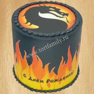Торт №: D533