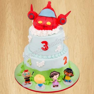 Торт №: D538