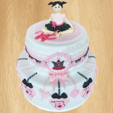 Торт №: D540