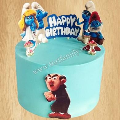 Торт №: D542