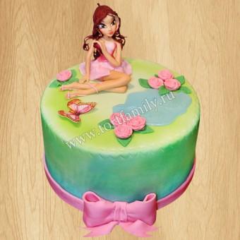 Торт №: D564