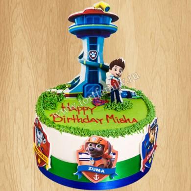 Торт №: D570