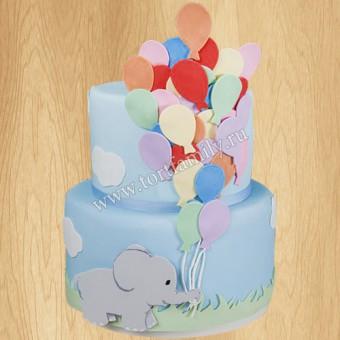 Торт №: D578