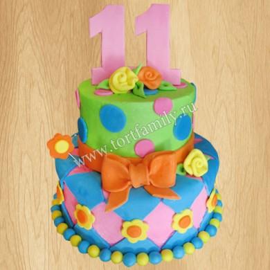 Торт №: D579