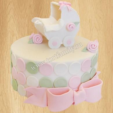 Торт №: D587