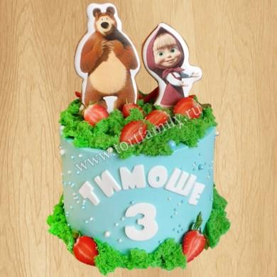 Торт №: D592