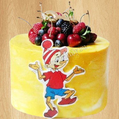 Торт №: D597
