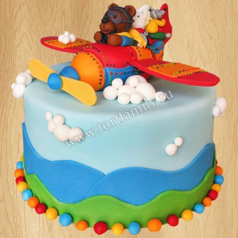 Торт №: D6
