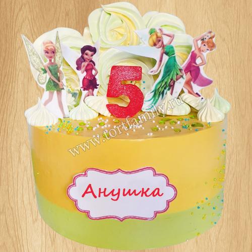 Торт №: D600