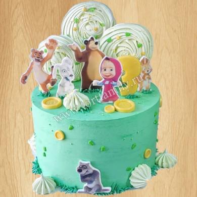 Торт №: D608