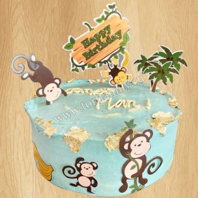 Торт №: D619