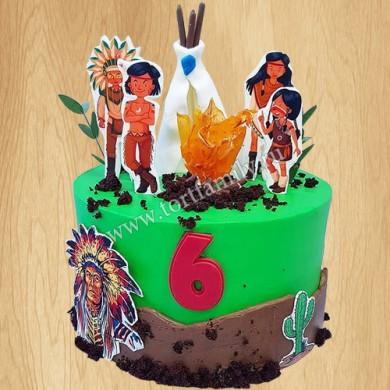 Торт №: D62