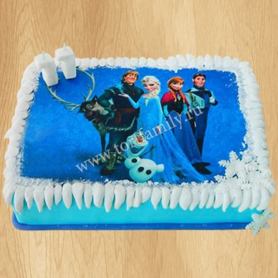 Торт №: D642