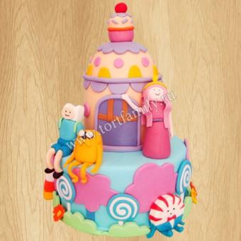 Торт №: D649