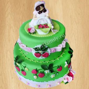 Торт №: D650