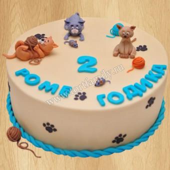 Торт №: D651