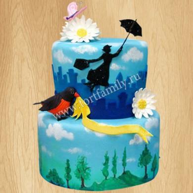 Торт №: D653