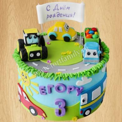 Торт №: D673