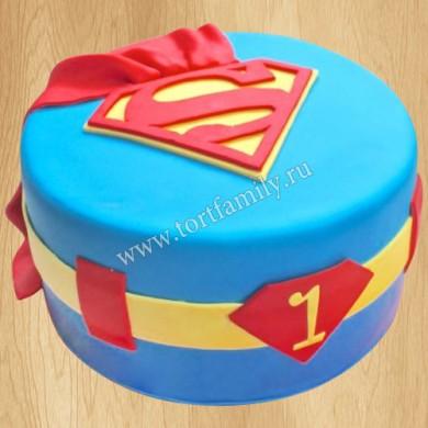 Торт мальчику на 1 год