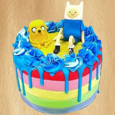 Торт №: D687