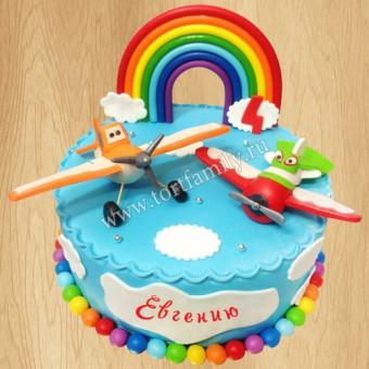 Торт №: D727