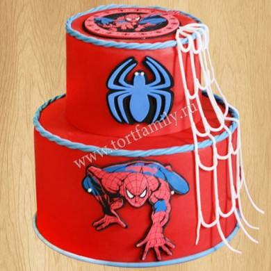 Торт №: D753