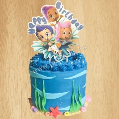 Торт №: D774