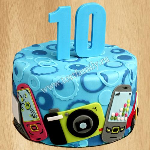 Торт №: D8