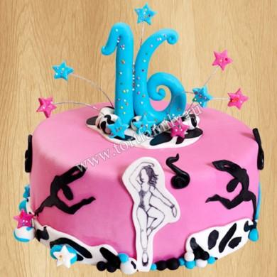 Торт №: D82