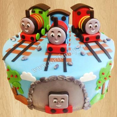 Торт №: D827