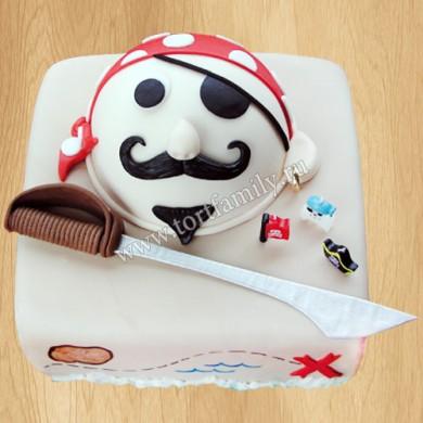 Торт №: D838