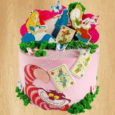 Торт №: D850