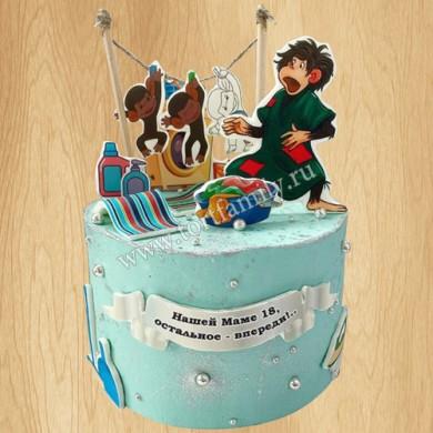 Торт №: D87