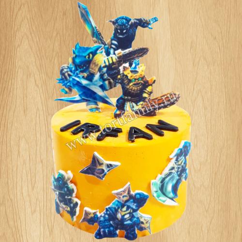 Торт №: D885