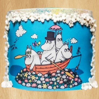 Торт №: D886