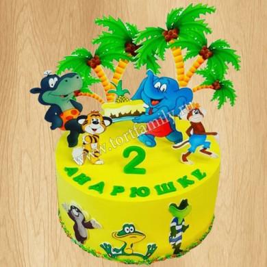 Торт №: D896