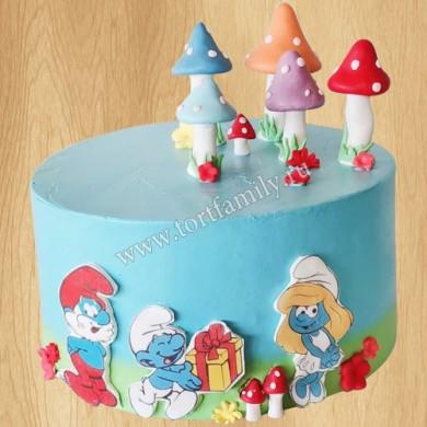 Торт №: D922