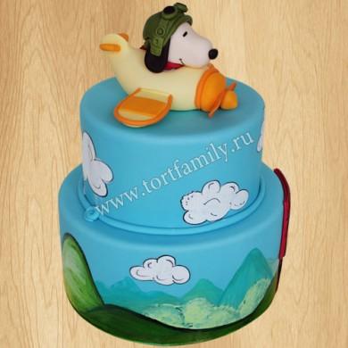 Торт №: D930