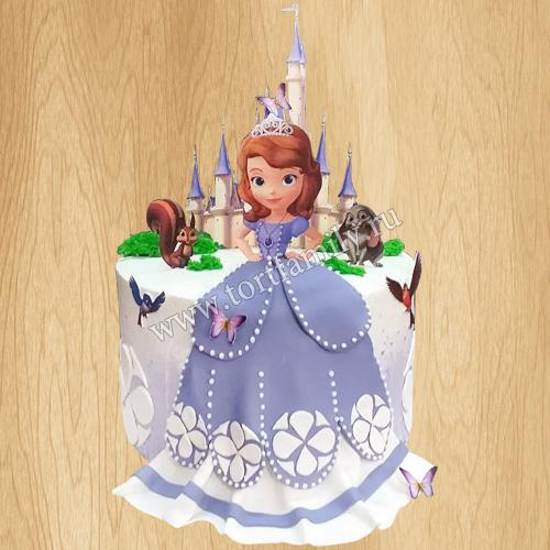 Торт №: D932