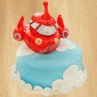 Торт №: D933