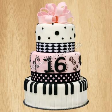 Торт №: D934