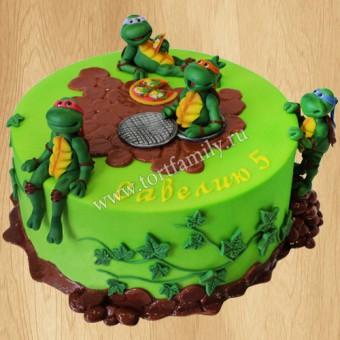 Торт №: D967
