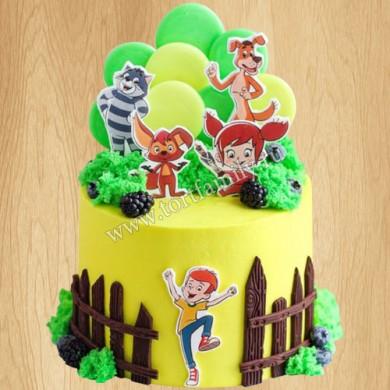 Торт №: D973
