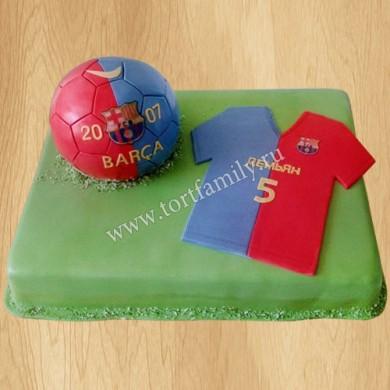 Бисквитный торт Барселона