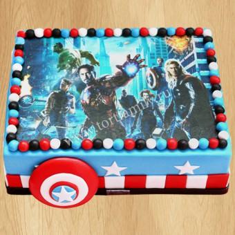 Торт №: F138
