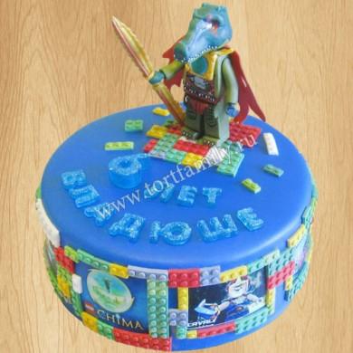 Торт сыну на 6 лет