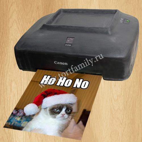 Торт принтер Canon