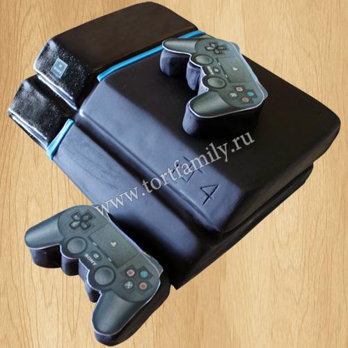 Торт Sony PlayStation 4