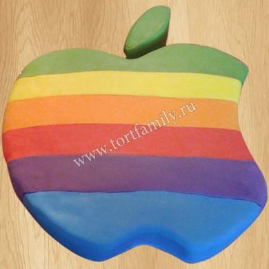 Торт лого Apple
