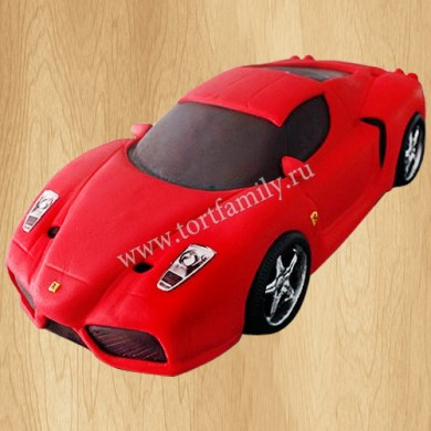Торт Феррари 599 GTB Fiorano